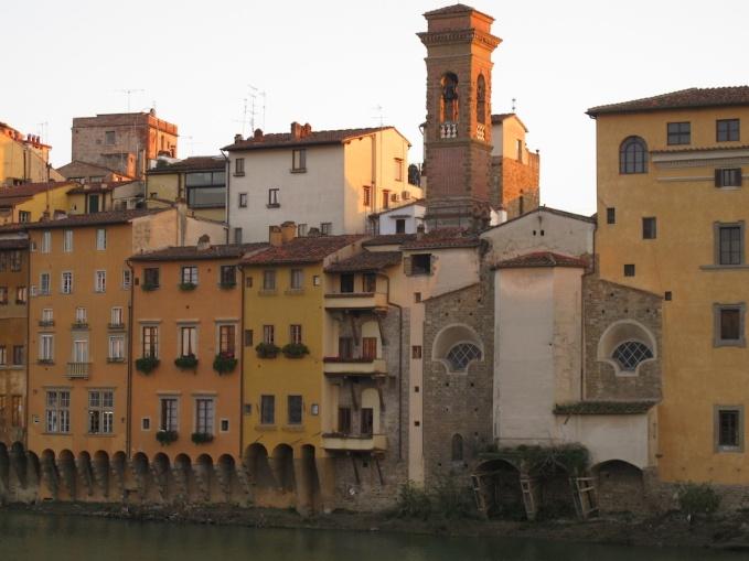 A orilla del Arno