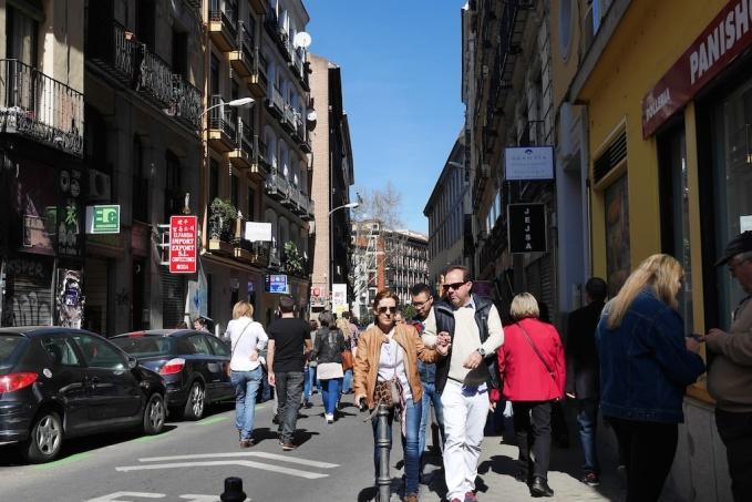 Rastro, Cascorro, Caracoles 7