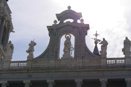 Espadaña de la Catedral