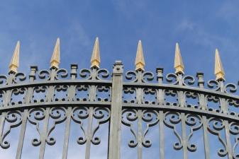Reja del Palacio Real