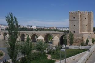 Visita a Córdoba en abril del 2015, visita a Bodegas Campos y Patios de Viana