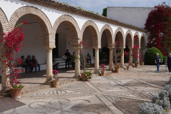 Patio de las Columnas