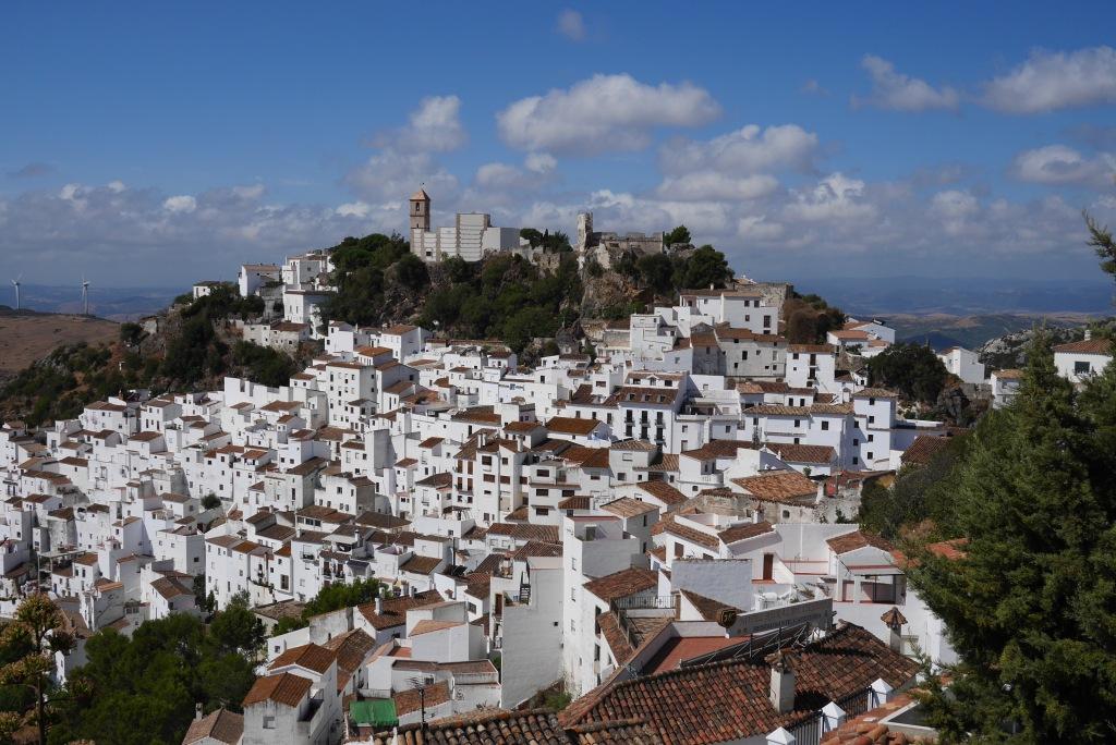 Casares, pueblo blanco de Málaga